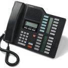 NORTEL NORSTART M7324 BLACK TELEPHONE