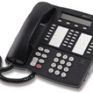 AVAYA LUCENT MAGIX 4412D+ TELEPHONE BLACK