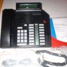 2 NORTEL MERIDIAN M2616 2616 NT9K16AC  OR NT2K16AC HF DISPLAY PHONE BLACK