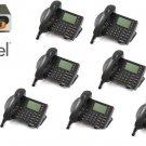 Shoretel 30 KSU VOIP Phone System  W/ 10  230G Phones Telephones