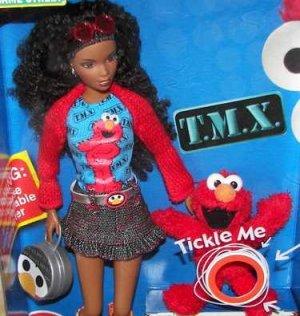 Christie Loves TMX Elmo
