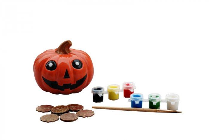 DIY Painting Pumpkin toy(DIY-PB-P)