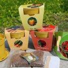 Garden gift;Rice hull plant