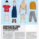 EMINEM Magazine Paper Dolls & Article