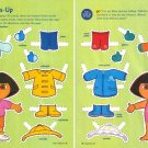 DORA THE EXPLORER Double-Sided Magazine Paper Dolls