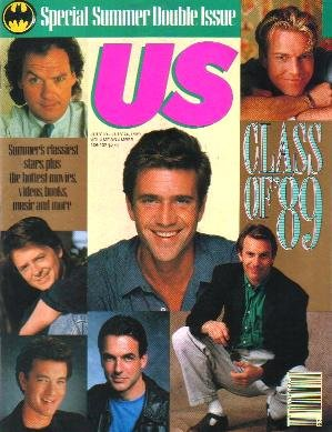 US SPECIAL July 10, 1989 CLASS OF '89 The Beach Boys
