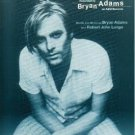 Let's Make A Night To Remember BRYAN ADAMS Sheet Music