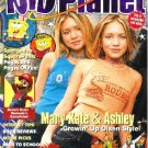 KID PLANET September 2001 Mary-Kate & Ashley Olsen