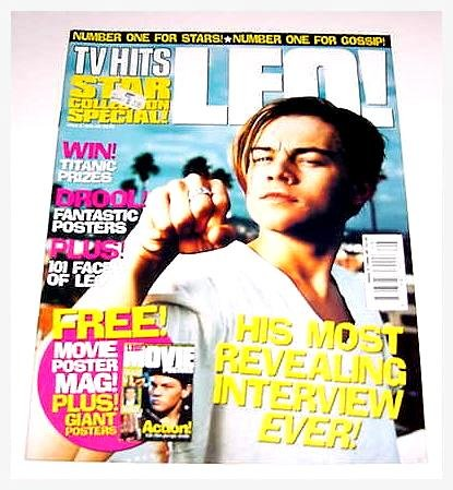 TV Hits Star Collection Special 1998 Leonardo DiCaprio