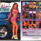 Muscle Mustangs & Fast Fords 1999 Bikini Calendar NEW & UNOPENED