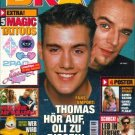 BRAVO MAGAZINE #18 April 29, 1999 Oli P THOMAS D Tarkan
