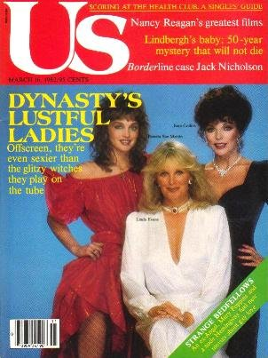 US March 16, 1982 SCTV Dynasty's Lustful Ladies DANA HILL .