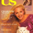 US Magazine September 15, 1981 Brooke Shields CHARLENE TILTON Hall & Oates
