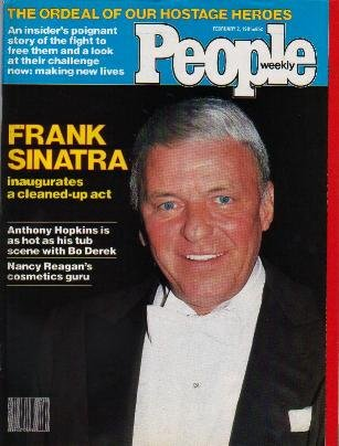 Buy politico magazine - People Weekly Magazine February 2, 1981 Frank Sinatra Cover