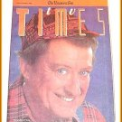 TV Times August 4, 1989 TOM POSTON Mel Harris