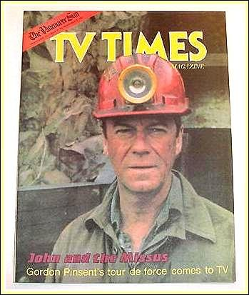 TV Times October 30, 1987 GORDON PINSENT Judith Light