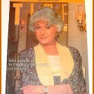 TV Times July 27, 1990 BEA BEATRICE ARTHUR Golden Girls