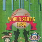 TV Times October 13, 1989 WORLD SERIES Michael Louden