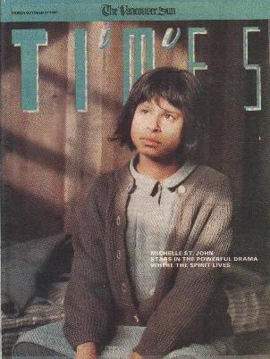 TV Times October 27, 1989 TED DANSON Michelle St John