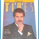 TV Times July 29, 1988 ALEX TREBEK Steven Williams
