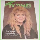 TV Times January 8, 1988 Jay Leno TINA YOTHERS David Eisner