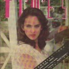 TV Times April 7, 1989 MARLEE MATLIN Avery Brooks