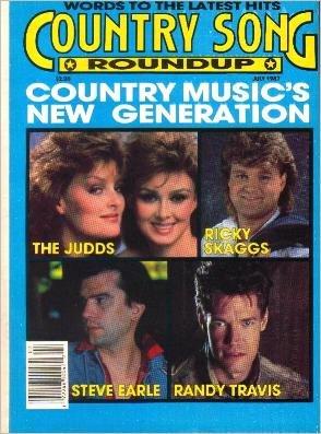 Country Song Roundup July 1987 PATTY LOVELESS Biff Watson