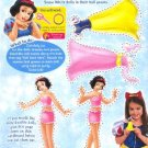 DRESS-UP DOLLS Magazine Paper Dolls