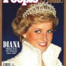 PEOPLE WEEKLY TRIBUTE Fall 1997 Princess Diana