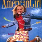 AMERICAN GIRL MAGAZINE May/June 2001 w/ Paper Dolls