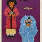 KIMIKO Magazine Paper Dolls by Deborah Burleson 1986