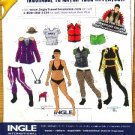 INSURANCE TO MATCH YOUR ADVENTURE Magazine Ad Paper Dolls