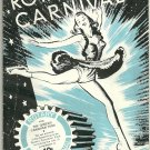 18th Annual Rotary Ice Carnival at the P.N.E. Forum December 1941 Programme