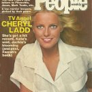 People Weekly Magazine September 18, 1978 Cheryl Ladd BOBS WATSON Uta Hagen