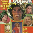People Weekly Magazine THE 25 MOST INTRIGUING PEOPLE OF 1978 December 25, 1979