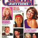 Country Rhythms Magazine June 1983 JANIE FRICKE David Allan Coe