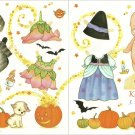 KEWPIE J.D. KESTNER 1913 Magazine Paper Dolls Reproduced by Karen Reilly 2011