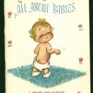ALL ABOUT BABIES by Dr. E. Bringsem Young Tongue and Cheek 1949 Booklet