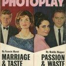 PHOTOPLAY MAGAZINE November 1963 NATALIE WOOD Vince Edwards JAMES GARNER