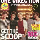ONE DIRECTION INVADES THE USA - USA Today Magazine Special NEW & UNREAD COPY
