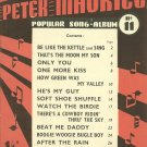 THE PETER MAURICE POPULAR SONG ALBUM Contains 12 Great Hits From The 1940s