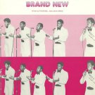 YOU MAKE ME FEEL BRAND NEW Sheet Music THE STYLISTICS 1974