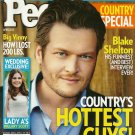 PEOPLE COUNTRY SPECIAL MAGAZINE April 2012 BLAKE SHELTON Taylor Swift