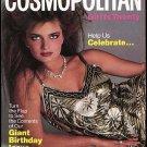 COSMOPOLITAN MAGAZINE November 1985 PAULINA PORIZKOVA Burt Reynolds Centerfold