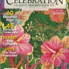 CELEBRATION OF HAND-HOOKED RUGS Rug Hooking Magazine 20th Anniversary Edition