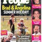 People Weekly July 11 2005 BRAD & ANGELINA Bebe Neuwirth got milk? Ad TOM CRUISE