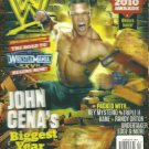 WWE MAGAZINE January 2011 JOHN CENA'S BIGGEST YEAR EVER Best of 2010 3-D COVER