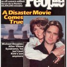 People Weekly Magazine April 16, 1979 MICHAEL DOUGLAS Jane Fonda CHINA SYNDROME