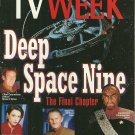 TV WEEK MAGAZINE May 29, 1999 Star Trek Deep Space Nine