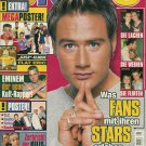 BRAVO MAGAZINE #21 May 20, 1999 EMINEM Backstreet Boys THE MOFFATS Tarkan TLC